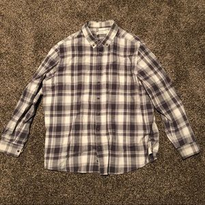 Faded Glory Casual Button Down Shirt.